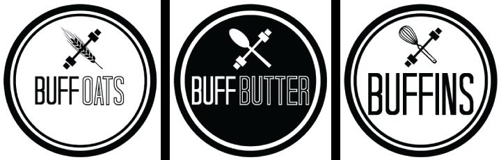 buff bake branding the brand gals